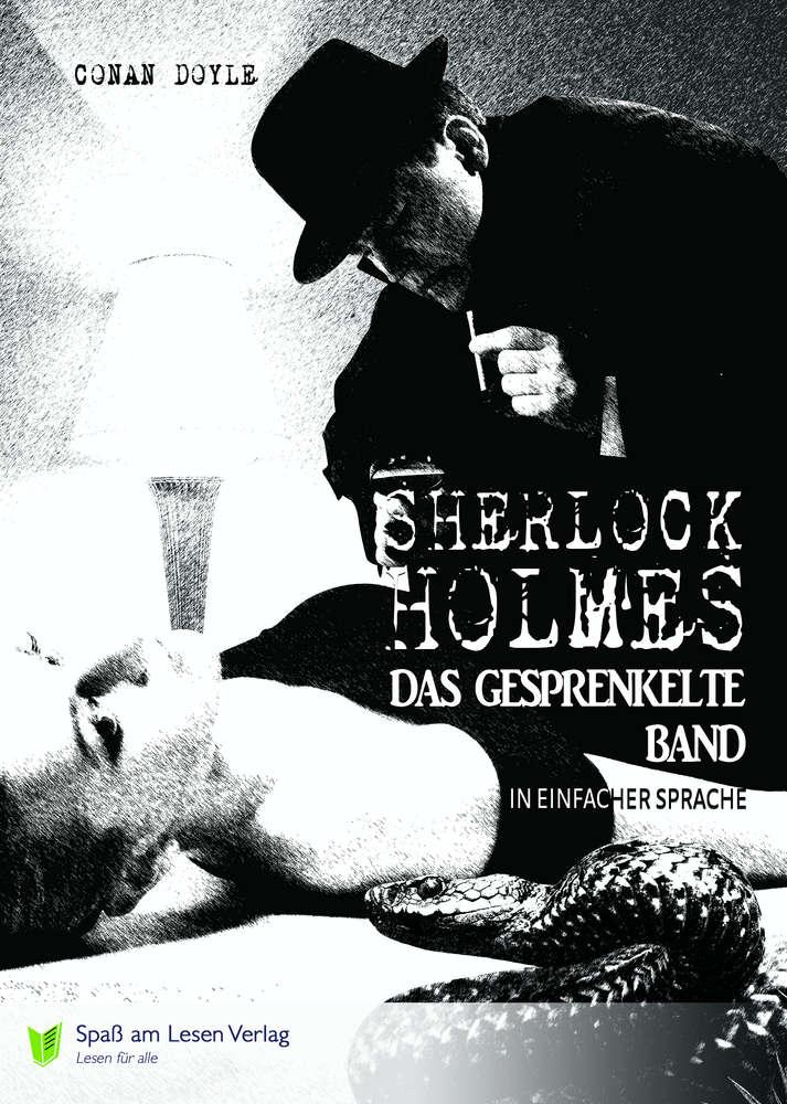 Sherlock Holmes das gespenkelte Band